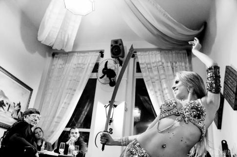 Festival de Inverno Centro Histórico de Curitiba - Oriente Árabe | Show de Dança do Ventre com Bailarina Fran Passos
