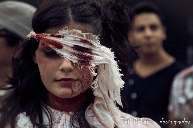 Zombie Walk – Carnaval em Curitiba 2014