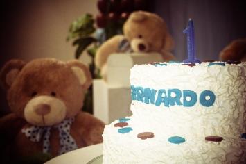 Aniversário – Bernardo 1 ano